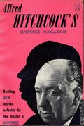 Alfred Hitchcock's Suspense Magazine (1957-1958 Hitchcock Publications) 3