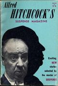 Alfred Hitchcock's Suspense Magazine (1957-1958 Hitchcock Publications) 4