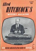 Alfred Hitchcock's Suspense Magazine (1957-1958 Hitchcock Publications) 9