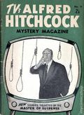 Alfred Hitchcock's Suspense Magazine (1957-1958 Hitchcock Publications) 11