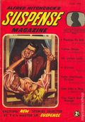 Alfred Hitchcock's Suspense Magazine (1957-1958 Hitchcock Publications) 12