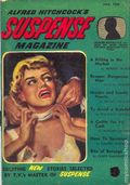 Alfred Hitchcock's Suspense Magazine (1957-1958 Hitchcock Publications) 13