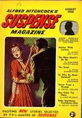 Alfred Hitchcock's Suspense Magazine (1957-1958 Hitchcock Publications) 14