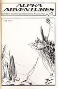 Alpha Adventures (1981-1988 Fanzine) 15