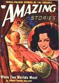 Amazing Stories (1950-1955 Pulp) UK Edition 1