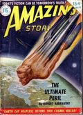 Amazing Stories (1950-1955 Pulp) UK Edition 2