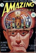 Amazing Stories (1950-1955 Pulp) UK Edition 3