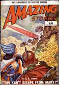 Amazing Stories (1950-1955 Pulp) UK Edition 4