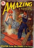 Amazing Stories (1950-1955 Pulp) UK Edition 5
