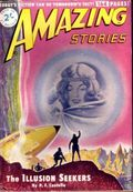 Amazing Stories (1950-1955 Pulp) UK Edition 6
