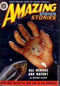 Amazing Stories (1950-1955 Pulp) UK Edition 8