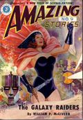 Amazing Stories (1950-1955 Pulp) UK Edition 9