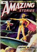 Amazing Stories (1950-1955 Pulp) UK Edition 11