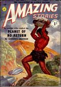 Amazing Stories (1950-1955 Pulp) UK Edition 14