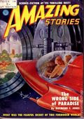 Amazing Stories (1950-1955 Pulp) UK Edition 15