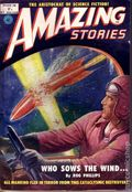 Amazing Stories (1950-1955 Pulp) UK Edition 16