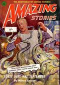 Amazing Stories (1950-1955 Pulp) UK Edition 18