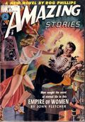 Amazing Stories (1950-1955 Pulp) UK Edition 20