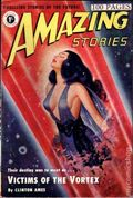 Amazing Stories (1950-1955 Pulp) UK Edition 21