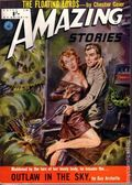 Amazing Stories (1950-1955 Pulp) UK Edition 22
