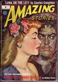 Amazing Stories (1950-1955 Pulp) UK Edition 23