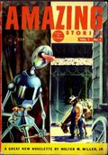 Amazing Stories (1950-1955 Pulp) UK Edition 25