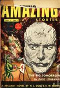 Amazing Stories (1950-1955 Pulp) UK Edition 26