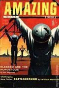Amazing Stories (1950-1955 Pulp) UK Edition 32