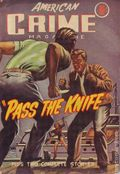 American Crime Magazine (1953-1955 Jatkins Publishing) Pulp 4