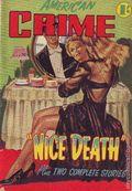 American Crime Magazine (1953-1955 Jatkins Publishing) Pulp 5