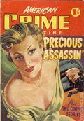 American Crime Magazine (1953-1955 Jatkins Publishing) Pulp 6