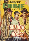 American Crime Magazine (1953-1955 Jatkins Publishing) Pulp 11