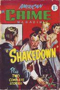 American Crime Magazine (1953-1955 Jatkins Publishing) Pulp 14
