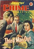 American Crime Magazine (1953-1955 Jatkins Publishing) Pulp 21