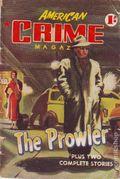 American Crime Magazine (1953-1955 Jatkins Publishing) Pulp 22