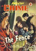 American Crime Magazine (1953-1955 Jatkins Publishing) Pulp 23
