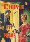American Crime Magazine (1953-1955 Jatkins Publishing) Pulp 25