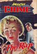 American Crime Magazine (1953-1955 Jatkins Publishing) Pulp 28