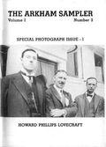 Arkham Sampler (1983-1986 The Strange Company) Vol. 1 #3