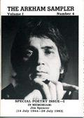 Arkham Sampler (1983-1986 The Strange Company) Vol. 1 #4