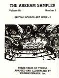 Arkham Sampler (1983-1986 The Strange Company) Vol. 3 #2