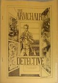 Armchair Detective (1967-1997 Mysterious Press) Vol. 3 #4