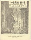 Armchair Detective (1967-1997 Mysterious Press) Vol. 7 #1