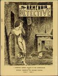 Armchair Detective (1967-1997 Mysterious Press) Vol. 7 #2