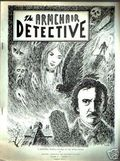 Armchair Detective (1967-1997 Mysterious Press) Vol. 8 #4