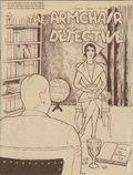 Armchair Detective (1967-1997 Mysterious Press) Vol. 9 #3