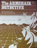 Armchair Detective (1967-1997 Mysterious Press) Vol. 10 #4
