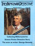 Armchair Detective (1967-1997 Mysterious Press) Vol. 19 #2