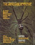 Armchair Detective (1967-1997 Mysterious Press) Vol. 23 #2