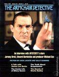 Armchair Detective (1967-1997 Mysterious Press) Vol. 25 #1